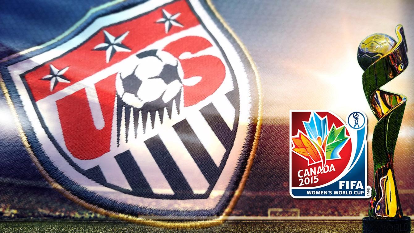 US soccer 2015 WWC