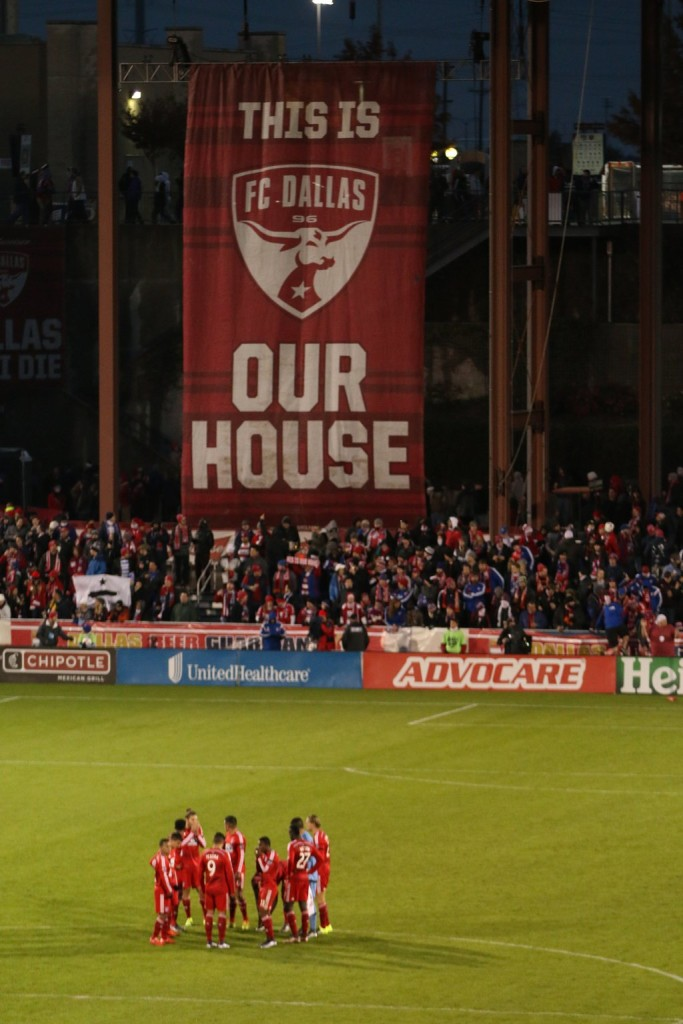 this is our house fc dallas dtid