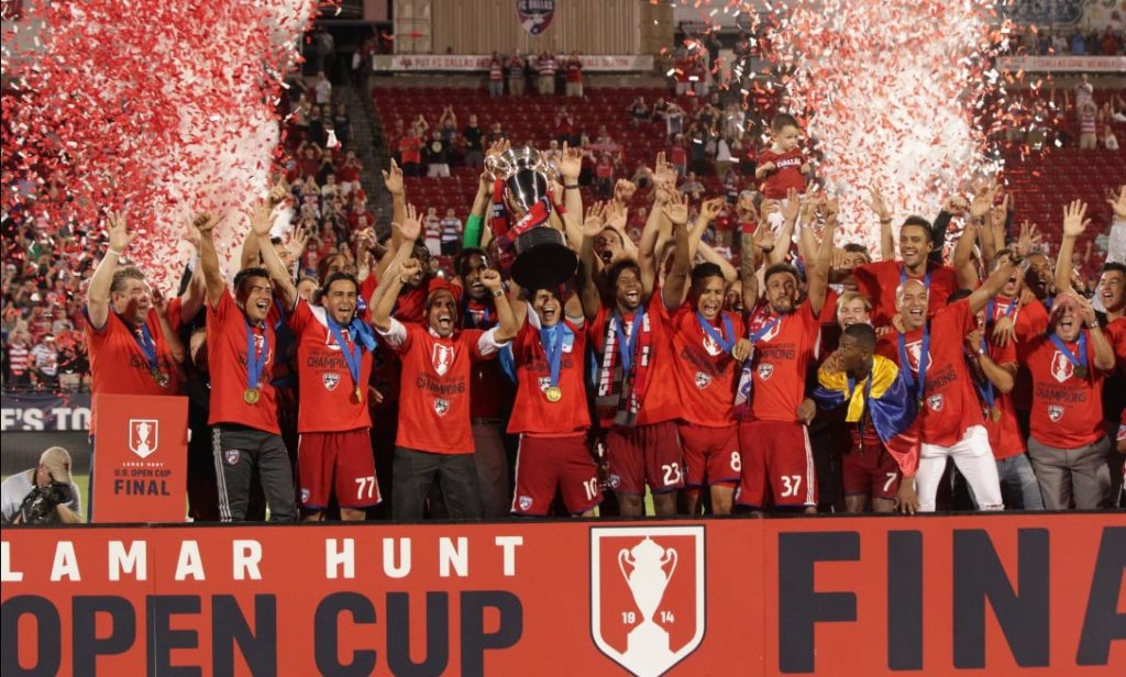 FCD are US Open Cup Champions